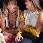 "Brooke Shields Discuss ""Pure Moment"" with Michael Jackson's Daughter ,Paris"