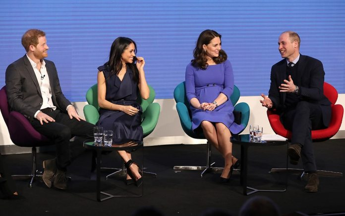 Prince Harry, Meghan Markle, Kate Middleton, Prince William