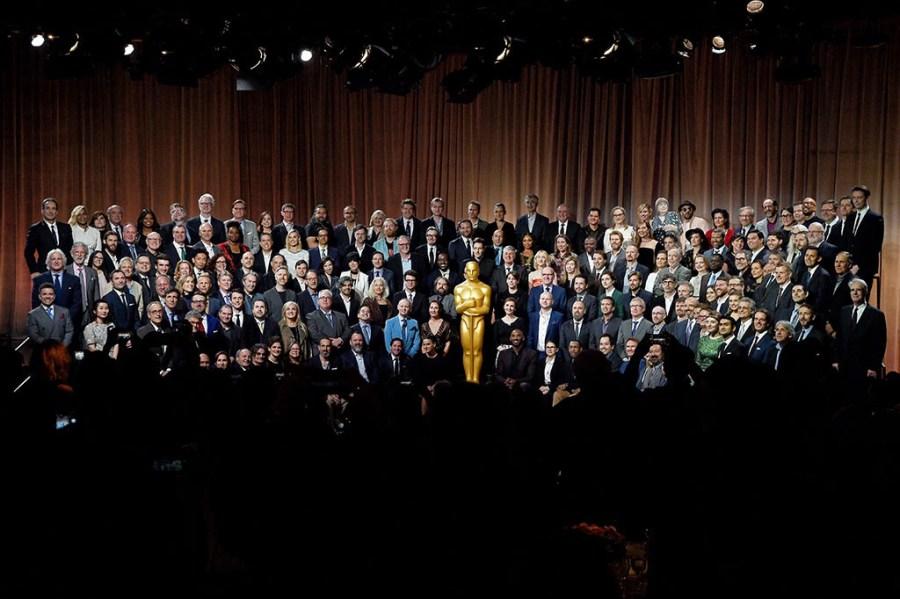 Oscar Class Photo 2018