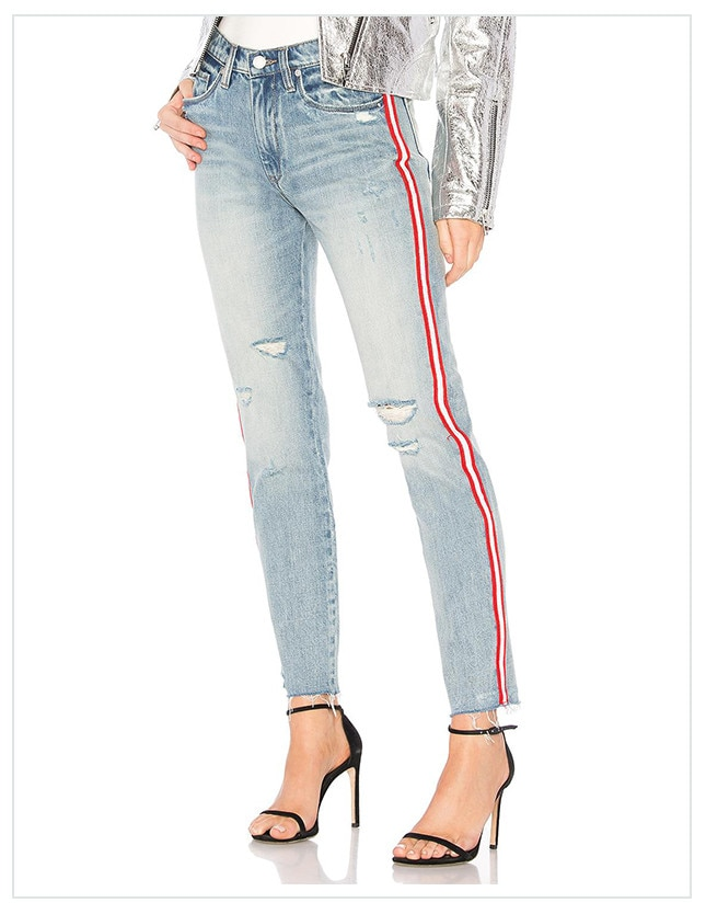 ESC: Shop Gigi Hadid's Denim Trends