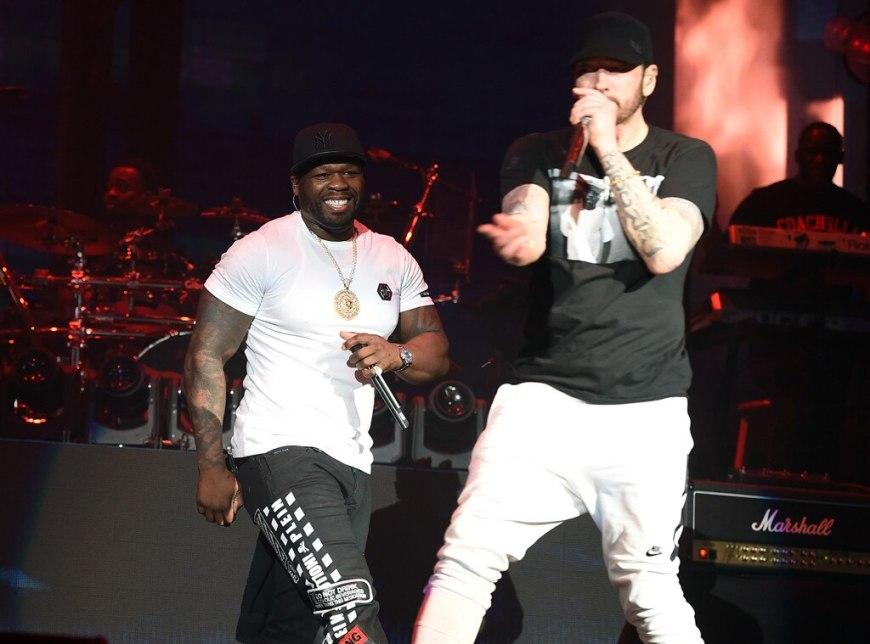 50 Cent, Eminem, Coachella 2018