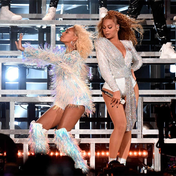 Watch Beyoncé And Solange Take A Tumble At Coachella E