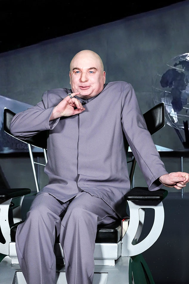 Doctor Evil Chair