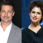 Brad Pitt and MIT Professor,Neri Oxman are just Friends