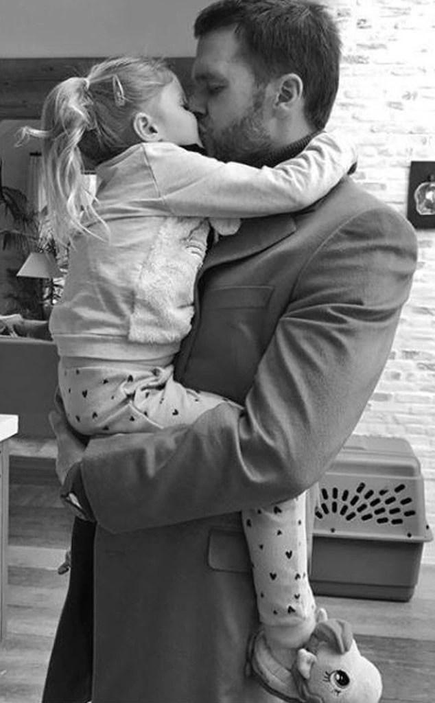 Tom Brady, Vivian, Father, Daughter