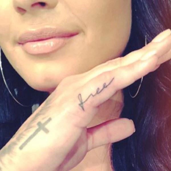 Tattoos Da Demi Lovato