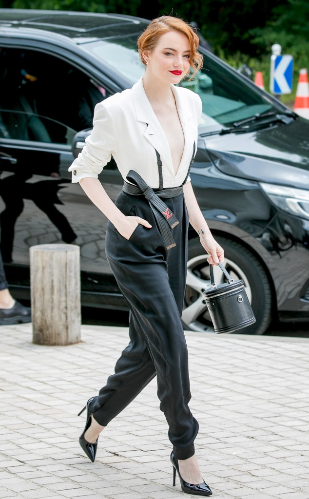 ESC: Best Dressed, Emma Stone