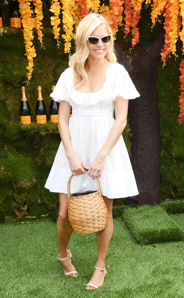 ESC: Best Dressed, Sienna Miller