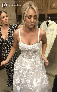 Inside Kaley Cuoco and Karl Cook's Glam Ranch Wedding | E ...