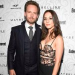 Troian Bellisario and Patrick J.Adams welcome baby girl