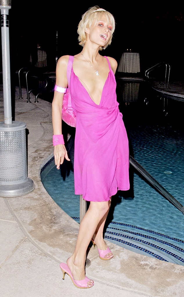 ESC: Early '00s Style, Paris Hilton
