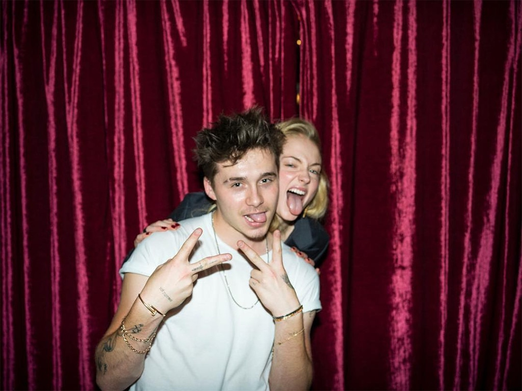 game of throne chair adirondack folding chairs brooklyn beckham photographs sophie turner on a toilet for 1883 magazine | e! news