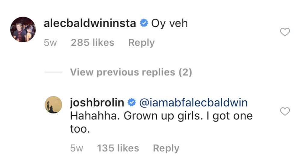 Alec Baldwin Is Not Thrilled About Ireland Baldwins Sexy