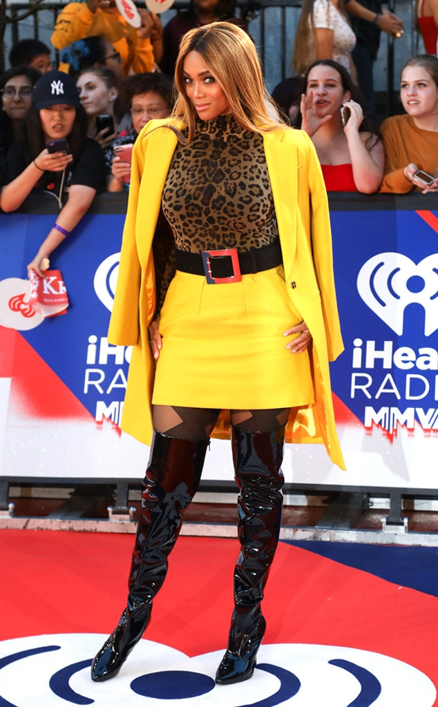 IHeartRadio MMVAs 2018 Red Carpet Fashion See Every Look