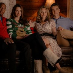 Christmas Chair Back Covers Ireland Black Leather Dining All The Lifetime And Hallmark Holiday Movies You Need To Watch This Antwon Tanner Danneel Ackles Hilarie Burton Robert Buckley Contract