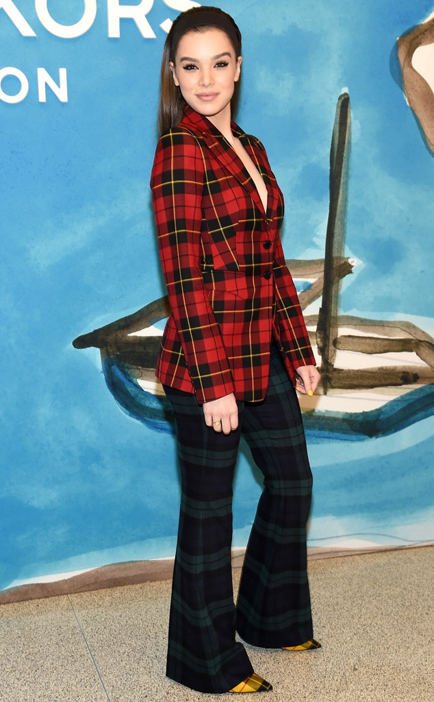 Hailee Steinfeld, New York Fashion Week