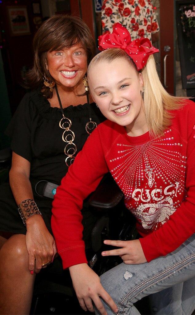 Abby Lee Miller, Jojo Siwa, birthday
