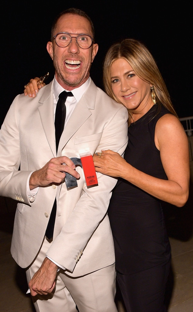 Jennifer Aniston, Chris McMillan