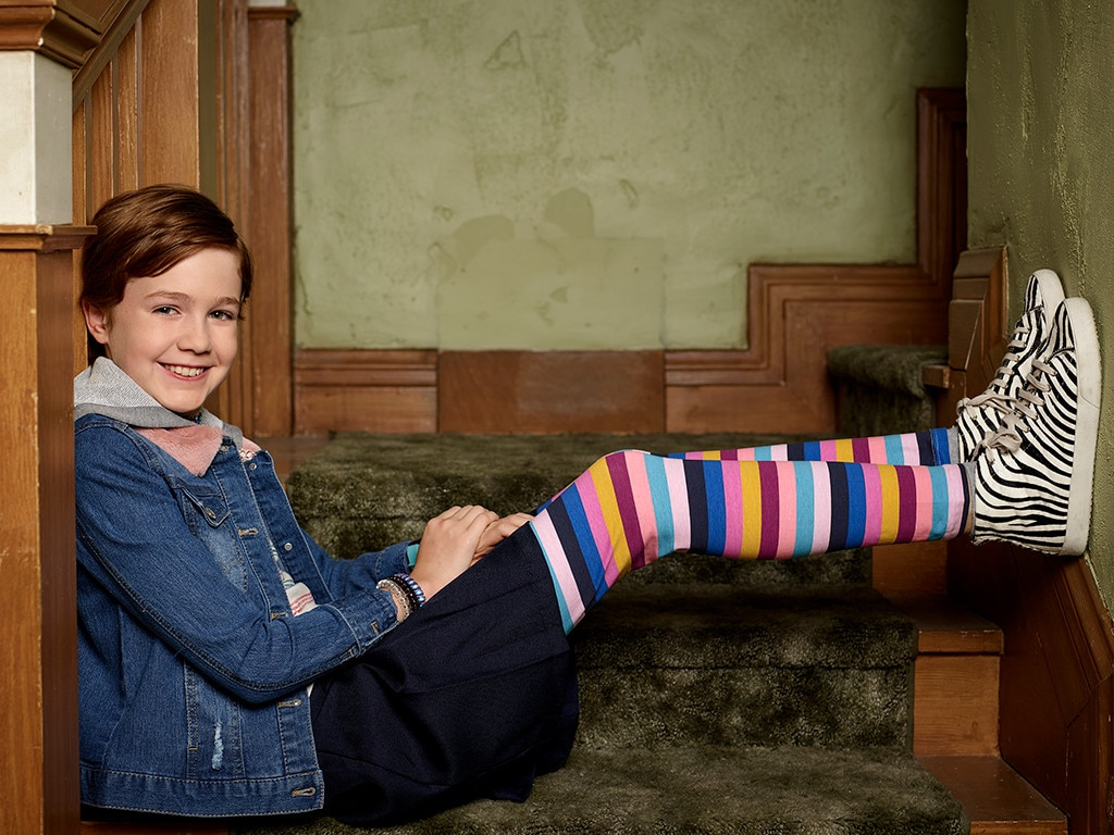 Ames McNamara as Mark from The Conners: The Family Is All ...