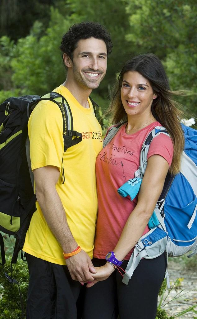 Survivor Couples, The Amazing Race, Ethan Zohn, Jenna Morasca