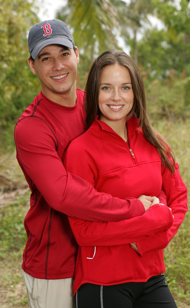 Rob Mariano, Amber Brkich, Survivor Couples