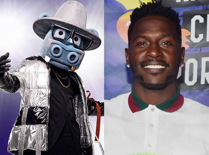 The Masked Singer, Antonio Brown