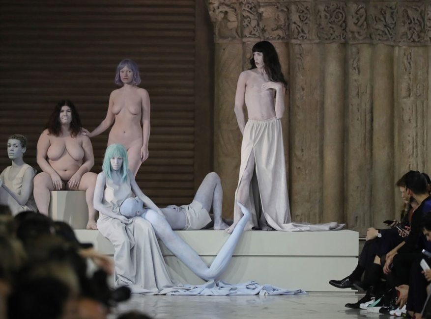 Kenzo Fashion Show, Spring/Summer 2017