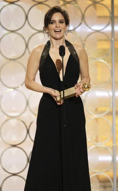 Tina Fey, Golden Globes 2009