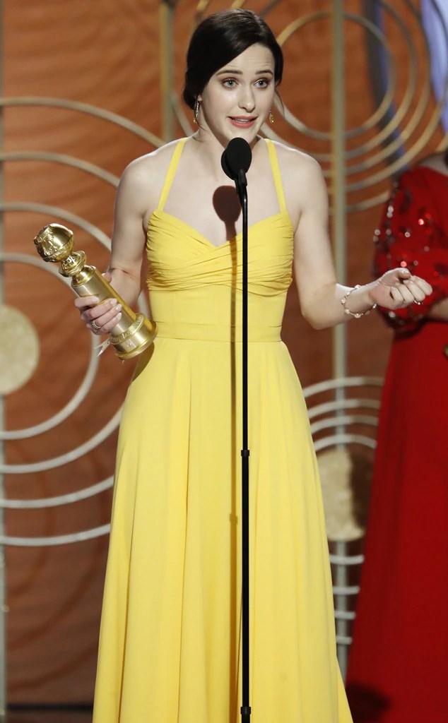 Rachel Broshahan, 2019 Golden Globes, Golden Globe Awards, Winners