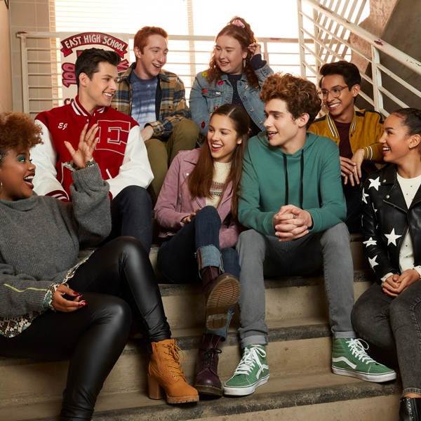 High School Musical The Musical The Series Is A Delight E News