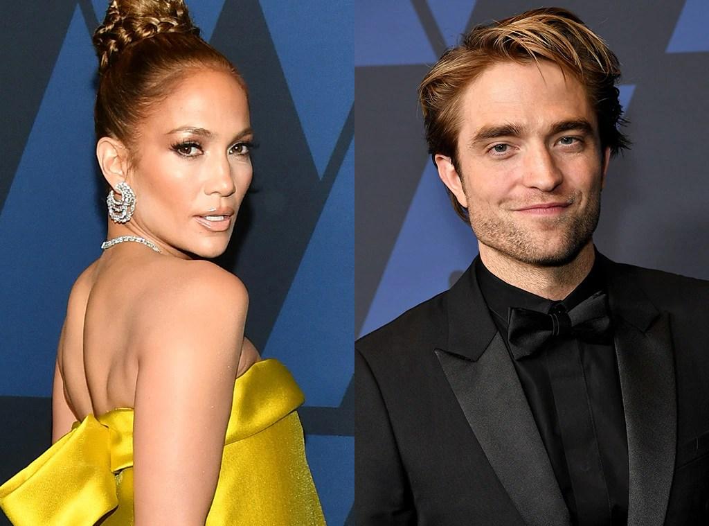 La Nueva Mejor Amiga De Robert Pattinson Jennifer Lopez