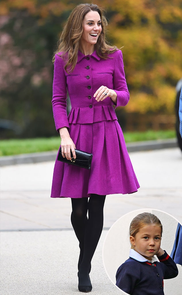 Kate Princess : princess, Middleton, Reveals, Princess, Charlotte's, Favorite, Hairstyle, Online