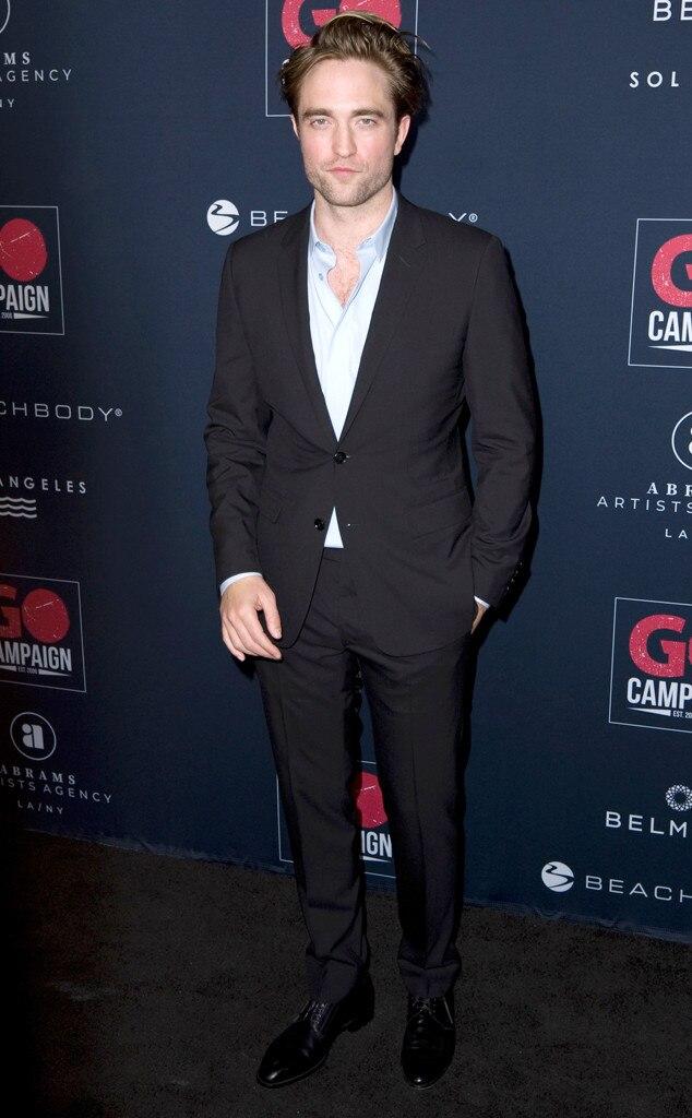 13 ° Annuale Andare Gala, Robert Pattinson