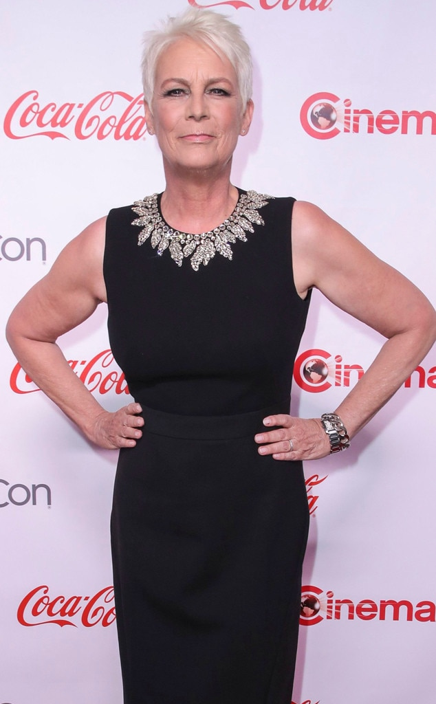 Jamie Lee Curtis Looks Back At Her Battle With Addiction