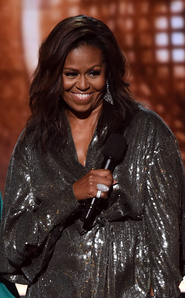 Michelle Obama Is The True Rock Star During 2019 Grammys
