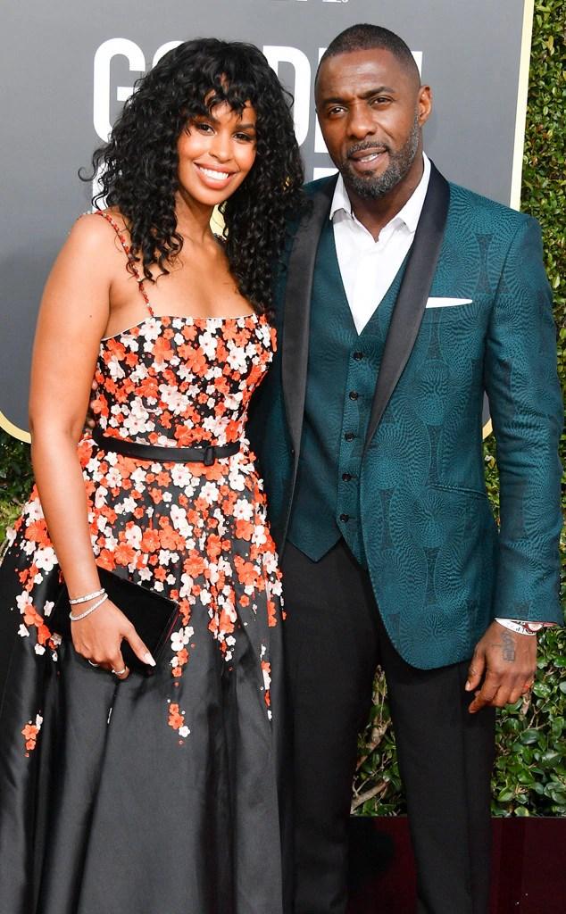 Idris Elba Sabrina Dhowre : idris, sabrina, dhowre, Idris, Married!, Inside, Wedding, Sabrina, Dhowre, Steamboat's