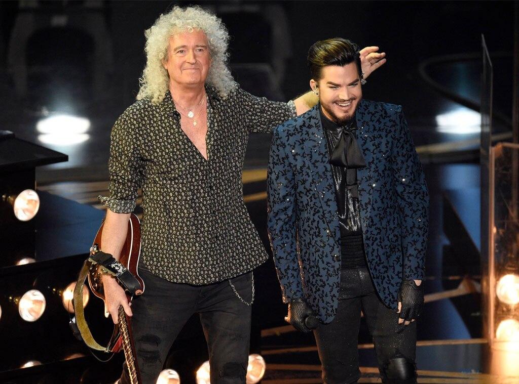 Queen Adam Lambert Turn The 2019 Oscars Into A Rock N