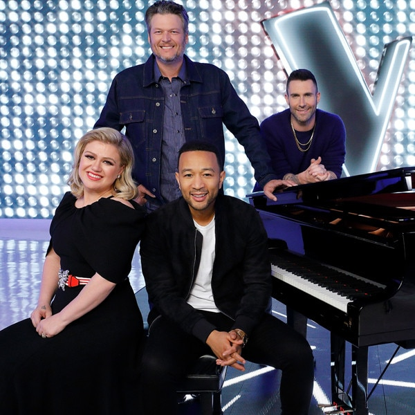 John Legend Wades Into Dangerous The Voice Territory The