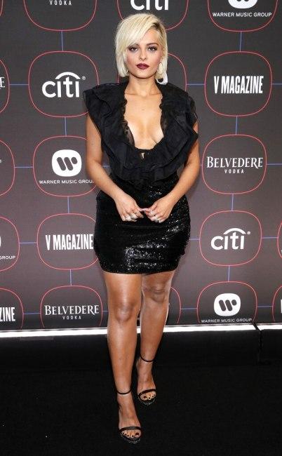 Bebe Rexha, Warner Music pre-Grammy party