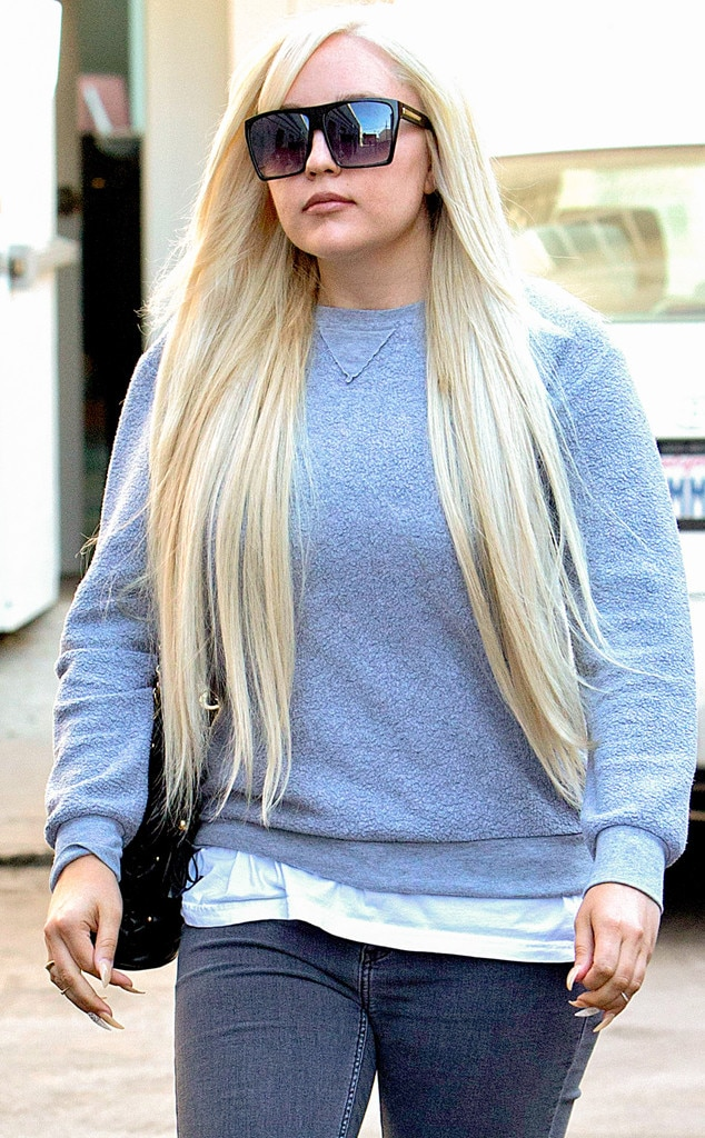 Inside Amanda Bynes Recovery She S Working On Herself