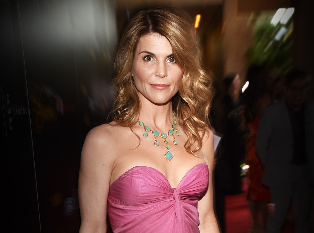 Lori Loughlin Released On 1 Million Bond In College