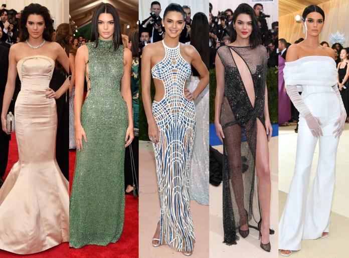 Kendall Jenner, MET Gala