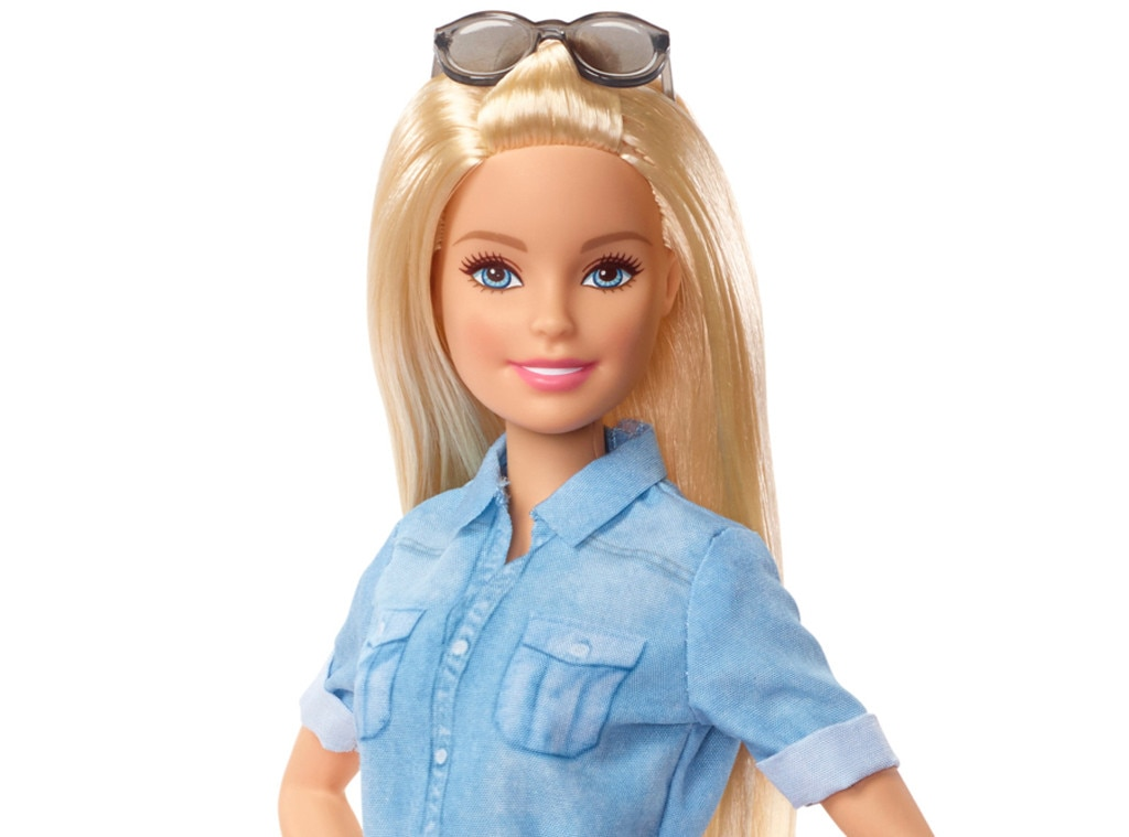 barbie is getting a