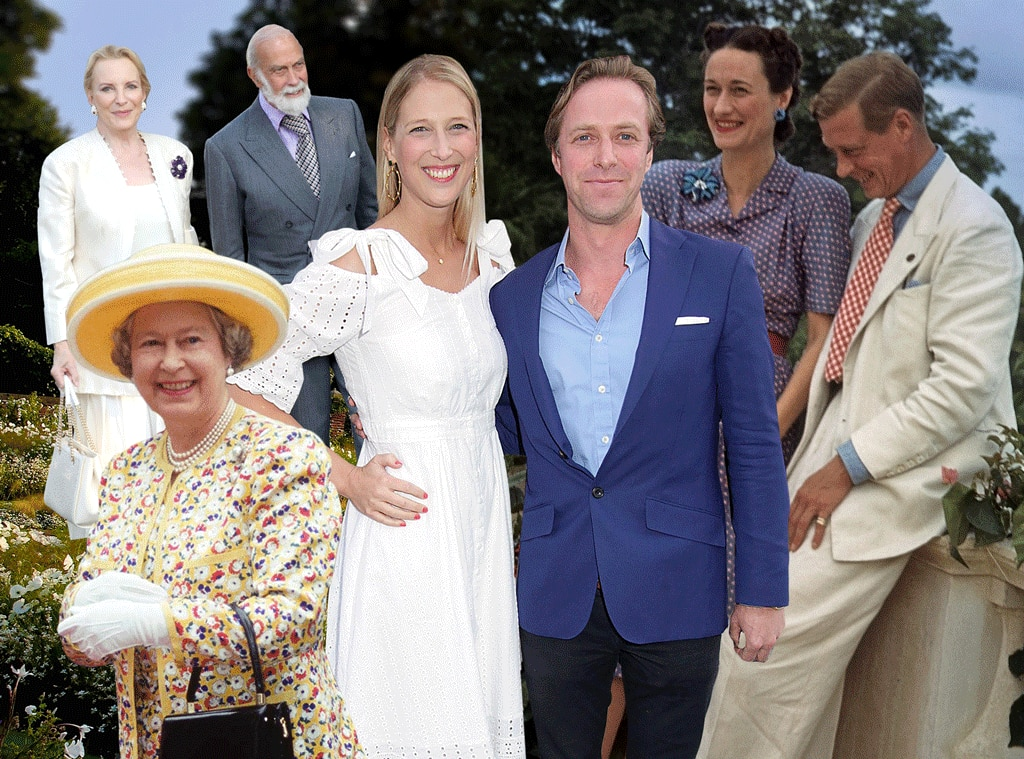 All About Royal Bride Lady Gabriella Windsor Mom Princess Pushy And The Queens Controversy Courting Side Of The Family