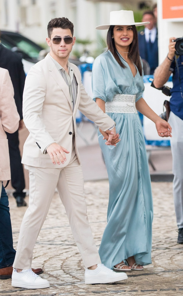 Nick Jonas, Priyanka Chopra, 72nd Annual Cannes Film Festival