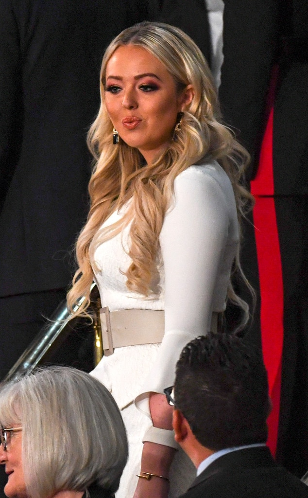 Tiffany Trump, State of the Union 2019