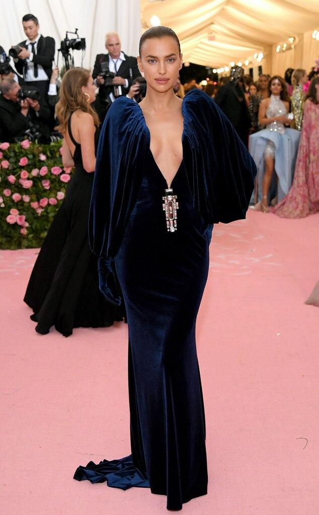 Irina Shayk, 2019 Met Gala, Red Carpet Fashions
