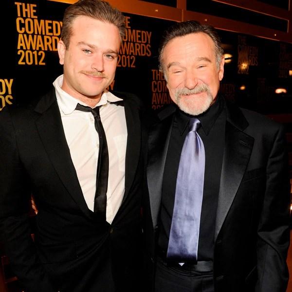 "Robin Williams' Son Zak Says His ""Unimaginable Spirit Lives"" On In Seventieth Birthday Tribute - E! On-Line"