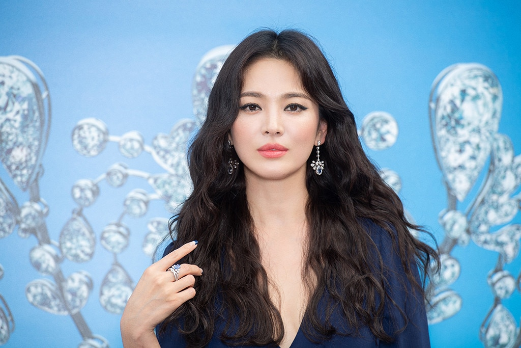 Song Hye Kyo Opens Up About Future Plans Fate And Fashion