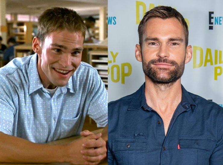 American Pie, Then and Now, Seann William Scott